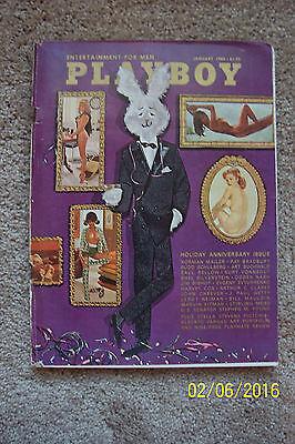 Playboy Magazine - January 1968