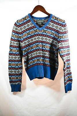 Abercrombie And Fitch Womens Large Sweater V Neck