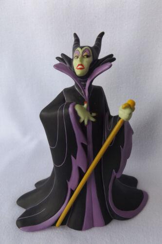 "Disney Sleeping Beauty ""Maleficent"" Porcelain Ceramic Figurine - EUC"