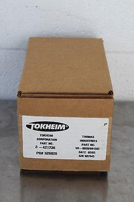 Tokheim 3-421736 Thomas Vr-0020991202 Vapor Recovery Pump New