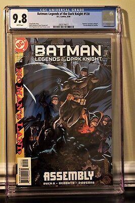 BATMAN: LEGEND OF THE DARK KNIGHT #120 CGC 9.8 - WHITE *1ST BATGIRL IN - Batman White Costume
