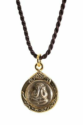 """1Hook L26/"""" 3mm Stainless Steel Necklace Snake Chain Thai Amulet LP Phra Buddha"""