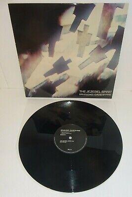 "BRIAN ENO DAVID BYRNE THE JEZEBEL SPIRIT 1981 EG 3-TRACK UK 1st PRESS 12"" - P/S"