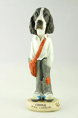 MAIL CARRIER SPRINGER SPANIEL - SEE INTERCHANGEABLE BREEDS & BODIES @ EBAY STORE