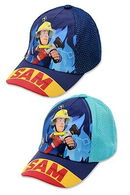 Fireman Sam Baseball caps cappy for children with different colors age - Fireman Hats For Kids