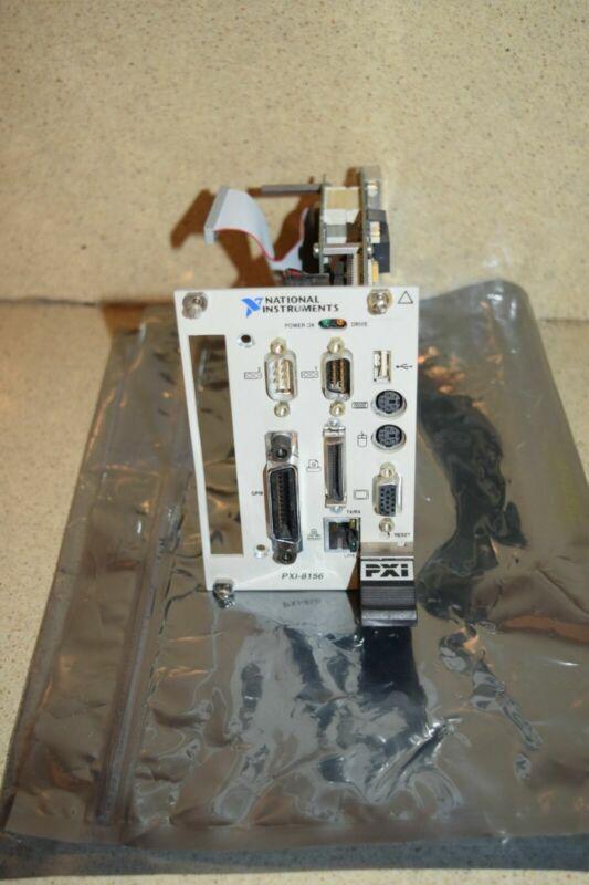 ^^NATIONAL INSTRUMENTS PXI-8156 CONTROLLER (BT2)