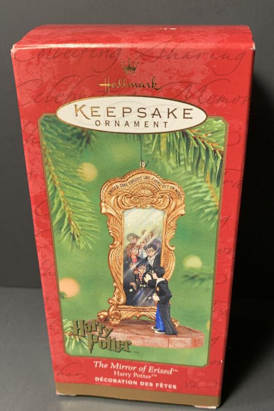 Hallmark Keepsake Ornament  HARRY POTTER THE MIRROR OF ERISED 2001 CHRISTMAS