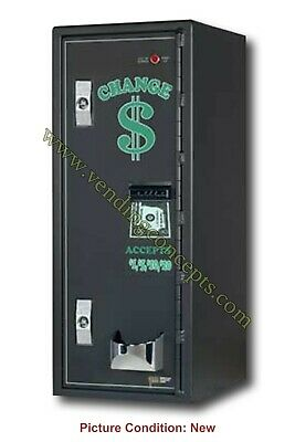American Changer Ac2001 Bill Changer Machine