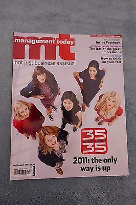 Management Today Magazine: July/August 2011, 35 Under 35