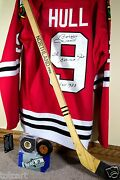 Game Used Chicago Blackhawks Jersey