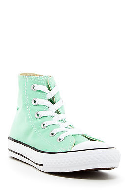 CONVERSE CHUCK TAYLOR ALL STAR LITTLE KID SIZE 11 SPEARMINT NEW (Converse Little Kid)