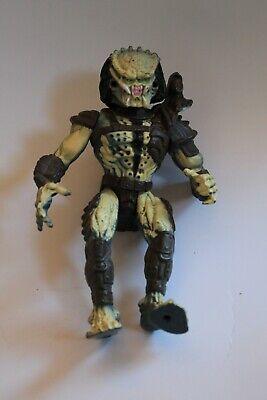 Vtg 1993 Aliens Movie Creature Monster Action Predator Plastic Figure Teethy