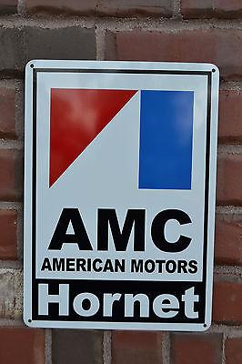 AMC Hornet 75 American Motors Racing Sign Service Mechanic AMX Garage FreeShip