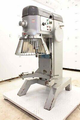 Anvil America Mix9180 80 Qt Commercial 3 Hp Dough Mixer 220v 3 Phase