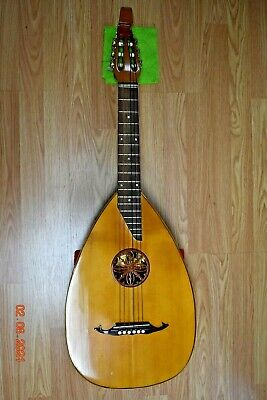 Musikalia, Lute Guitar, New Old Stock