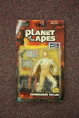 Hasbro Toys Planet of the Apes Commander Taylor Action Figure