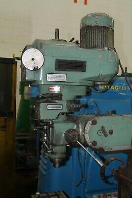 3 Hp Lagun Ram Type Vertical Mill Yoder61424