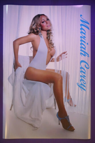 Mariah Carey Sexy Music Model Celebrity Picture Poster 24 X 36 New    MACA