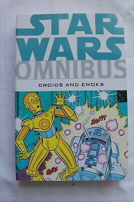STAR WARS OMNIBUS: DROIDS AND EWOKS (GRAPHIC NOVEL PAPERBACK)