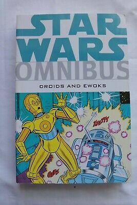 STAR WARS OMNIBUS: DROIDS AND EWOKS (GRAPHIC NOVEL PAPERBACK)