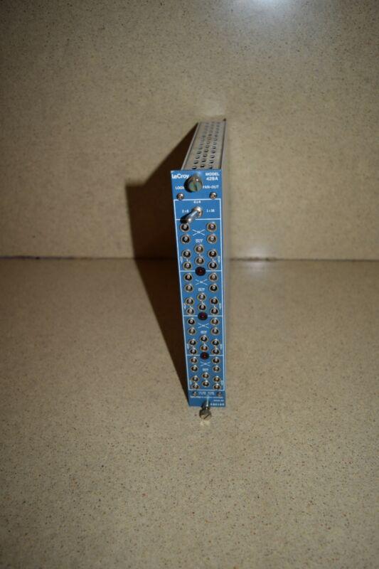 LECROY 429A LOGIC FAN-IN/FAN-OUT PLUG-IN (TP560)