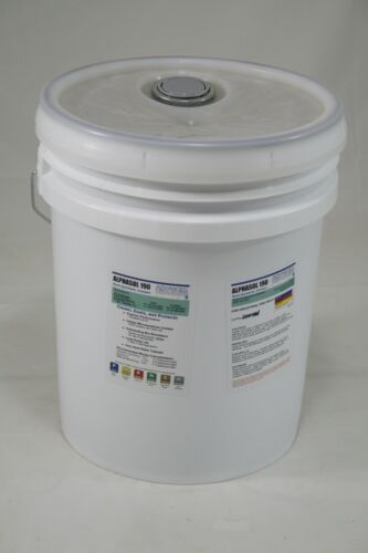 5 GALLONS OF ALPHASOL 190 METAL CUTTING COOLANT