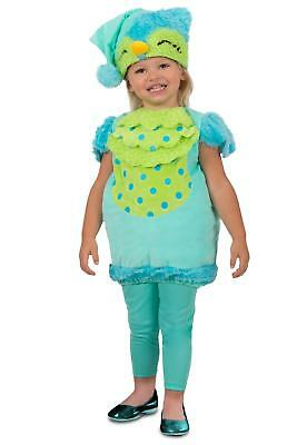 Sleepy Owl Child Toddler Girls Costume Size XS 4 NEW - Owl Costumes For Girls