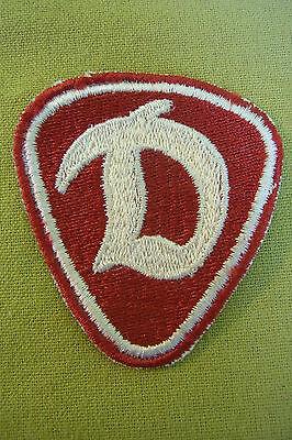 DDR Stoffabzeichen - SV Dynamo
