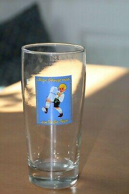 0,25 Liter Bierglas, Baba-Bier, Aschaffenburg gebraucht kaufen  Erlangen