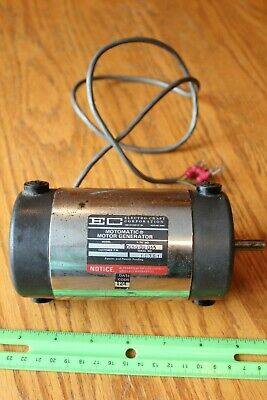 Electro-craft Ec 0650 00 055 Motomatic Motor Generator