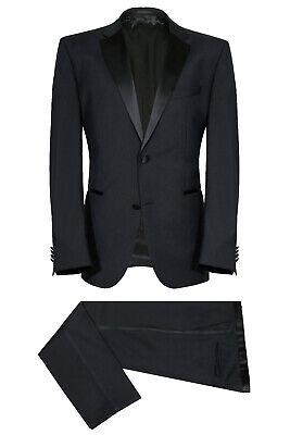 beste website niedriger Preis zuverlässiger Ruf Hugo Boss Anzug The James 3 Sharp 5 Gr 50 graublau