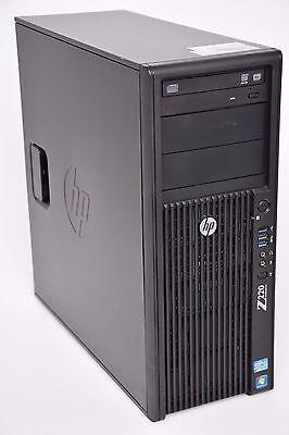 HP Z220 Desktop Computer Intel Quad Core i5-3570 3.40GHz 4096MB NO HDD