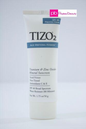 Tizo2 Solar Protection Non Tinted Tizo2 SPF 40 1.75oz-NEW IN BOX
