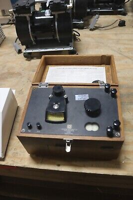 Vintage Leeds Northrup  Potentiometer 659201