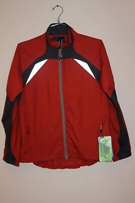 BROOKS Element Men's Jacket SMALL Longhorn NEW