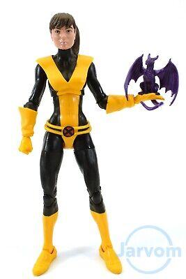 """Marvel Legends 6"""" Inch Juggernaut BAF Wave X-Men Kitty Pryde Loose Complete"""
