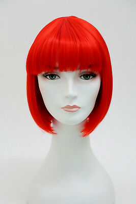 Girls Trip - High Quality Costume Wig - Colored Bob (High Quality Costume Wigs)