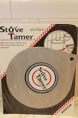 WEATHERBEE HEAT DIFFUSER STOVE TAMER SIMMER W/O BURNING GAS ELECTRIC RANGE TOP