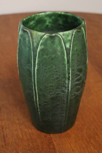 Tall Grueby Vase