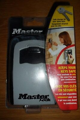 Master lock select access 5401D key safe