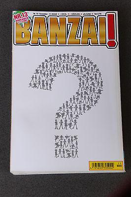 Banzai! 11/2002 - Manga-Magazin