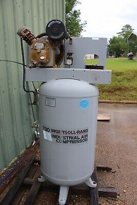 Ingersoll Rand T30 Industrial Air Compressor With 2475 Compressor