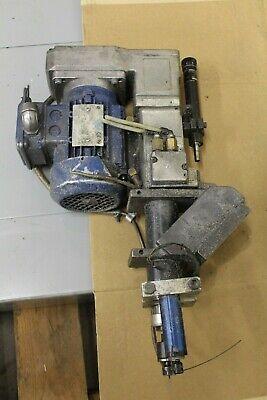 Selfeeder Drill Unit Es2-2a-3100u  230460v  Sugino Selfeeder  13hp