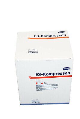 ES-KOMPRESSEN steril 7,5 x 7,5 cm Großpackung 5 x 20 Stück