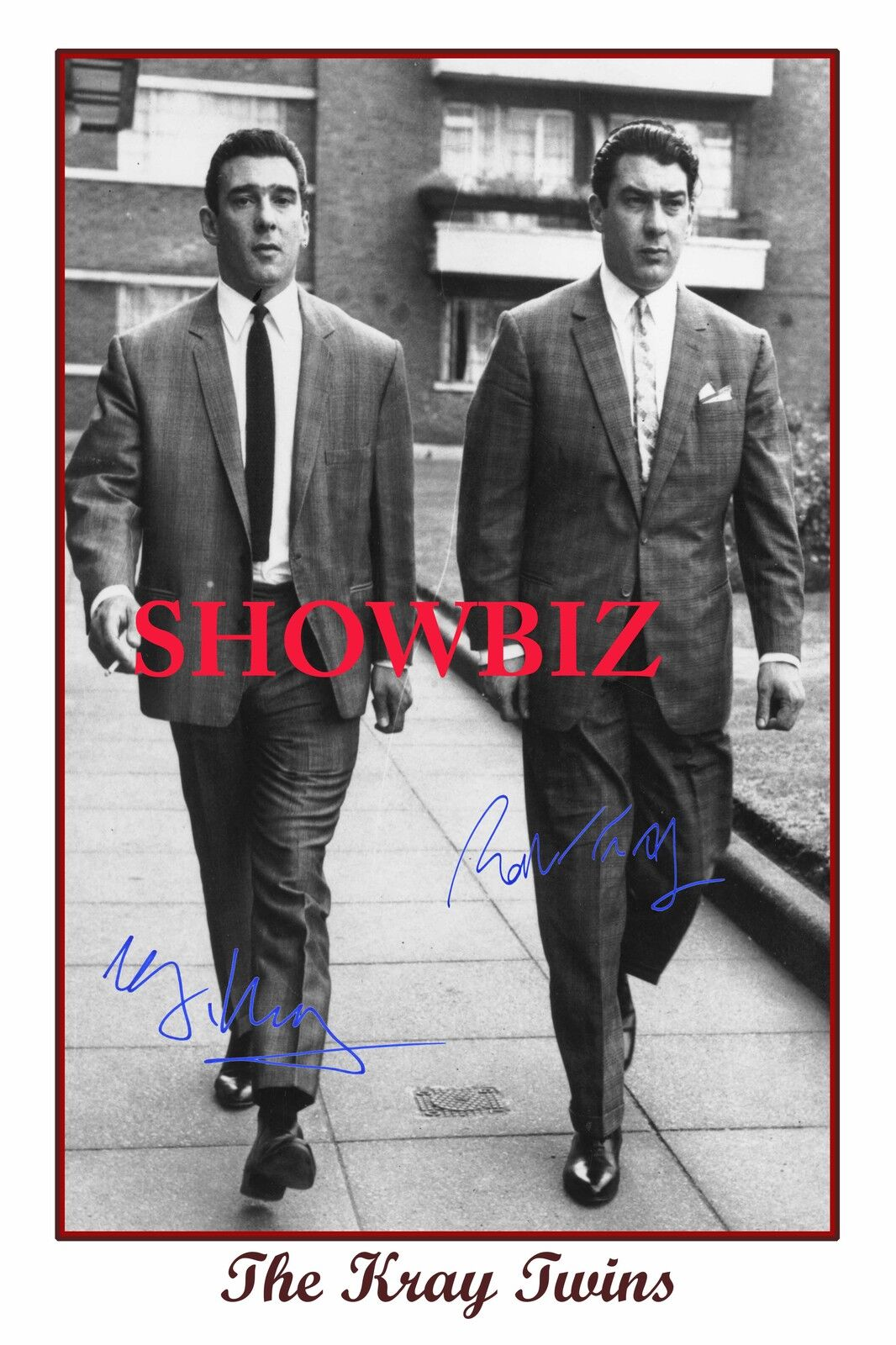 Kray twins photo gallery