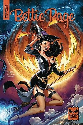 Special A Halloween (BETTIE PAGE HALLOWEEN SPECIAL ONE SHOT CVR A ROYLE ***BRAND)