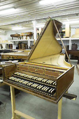 """Piano Wire-Roslau-4m length for Harpsichords 13ft 1/"""" Spinets Pianos"""