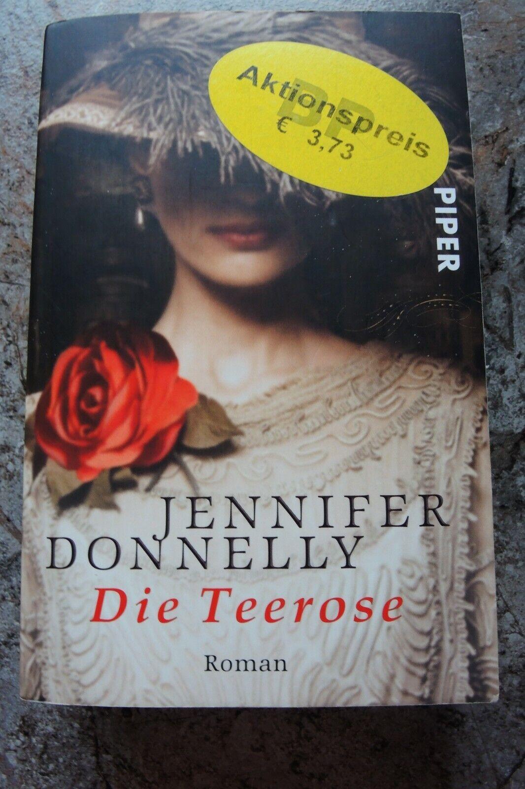 Die Teerose von Jennifer Donelly - Taschenbuch