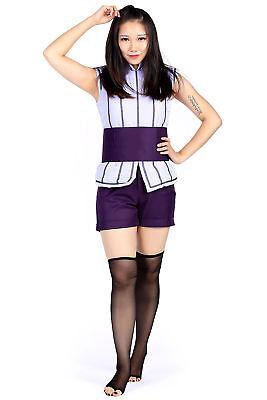 Naruto: Shippuden Movie 7  - The Last Cosplay Costume Hyuga Hinata Full - Naruto Shippuden Hinata Kostüm