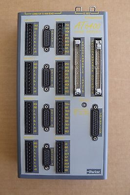 Parker Compumotor At6400-aux1-120v 4-axis Indexer Controller 24 Inputsoutputs